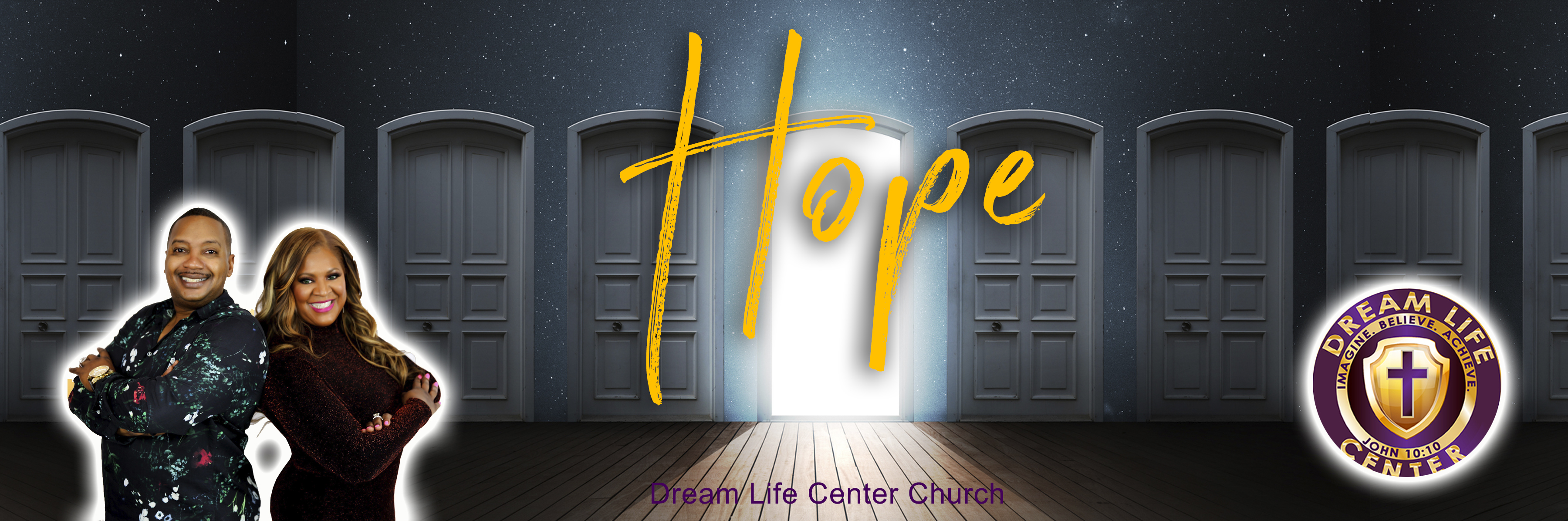 Dream Life Center - Hope